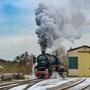 Rangieren in Weissach - Foto: Wolfgang Vogt