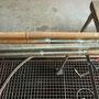 Instand gesetzte Überhitzerelemente - Foto: EWK
