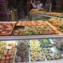 Italienische Leckereien in Bergamo