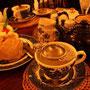 イギリスのお茶文化。おやつはメレンゲ。