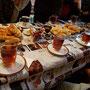 Arménie - collation chez les Moloques