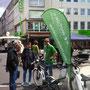 e-motion e-Bike Premium Shop am autofreien Sonntag