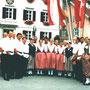 Jodlermesse im Montafon FL, 15 Aug. 1999