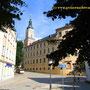 Unters Schloß und Stadtkirchturm