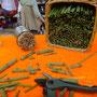 offene Werkstatt Gudwork, Rohmaterial für Insekten Hotels, Japanischer Knöterich