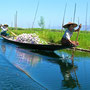 Birmania - lago Inle