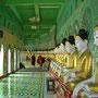 Birmania - tempio buddista