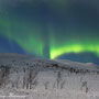 Aurora Borealis - 30 km vor Sommaroya
