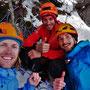 Summit!! Glacenost, cascade de glace Haute-Maurienne