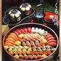 銀のさら 年末年始限定桶「吟」 ゆく寿司くる寿司