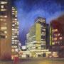 San Francisco Night ll '11, Öl auf Leinwand 80 x 60 cm