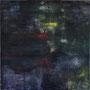 Spieglung '10, Öl auf Leinwand 90 x 90 cm