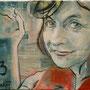 Elke '04, Öl auf Leinwand 30 x 50 cm