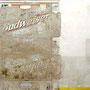 Mojave '03, Öl und Montage auf Holzkasten 67 x 110 x 3 cm
