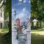 BERLINER MAUER - Segment, Grafitty im Autrag von AESTAS CAMPUS
