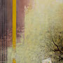 Trace '04, Öl auf Leinwand 120 x 100 cm