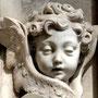 Ange-Monument de Charles de Vitry- Oeuvre de François Cressent