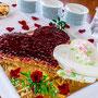 Hochzeitstorte und Catering Hotel Seegasthof Horstsee in Wermsdorf