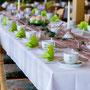 Hochzeit Catering Hotel Seehof Horstsee in Wermsdorf