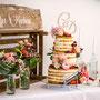 Hochzeitstorte und Catering Schloss Dahlen