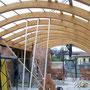 30.11.2010 montaggio strutture di copertura