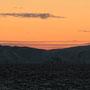 Sonnenuntergang bei Honningsvåg