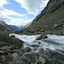 Gewaltige Natur im Strynfjell