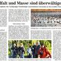 Treffen Ornithologen am Großen Teich Oktober 2012