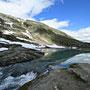 Bergsee im Strynfjellet