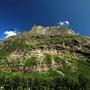 Das Romsdalshorn von unten.