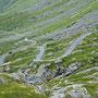 Serpentinen im Strynfjell