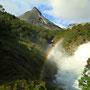 Wasserfall im Bödal