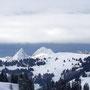 Berge rund ums Chalet Hirschen