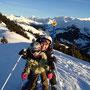 Skifahren in Gstaad-Saanenland