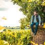 Weingenuß im Weinberg