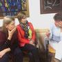 Soirée Via Energetica - Anne Eschenbrenner-Sidler, Marie Rossillon, Nicole Buscot