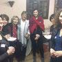 Soirée Via Energetica - Marie Paule Caroff, Françoise Helf, Sophie Bluet ...