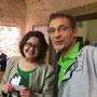 Albertina Gasperoni (Pentanalogie) et Remy Gauthier (Thérapie Bemer)