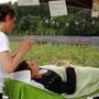 Demonstration de reiki avec Ana Cristina Vizinho