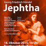 Bach Chor Bonn, Konzertplakat