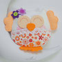 búho-gomaeva-naranja-personalizado-regalo