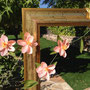 Flor del cerezo-flor de papel