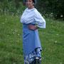 (Nathalie Lhoste-Clos)  la nièce du vieux marin Swales à Witby