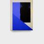 Triangle. 27 x 35 cm. Acrílico sobre tela. 2016