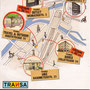 Plakatkampagne & Flyer Transa (2010)