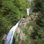 .. die Wasserfälle in Allerheiligen