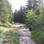 on tour in den Bergen - das ist immer schön