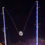 """""""Elasto-boule 17"""" Foire aux plaisirs & attractions foraines, Bordeaux, mercredi 17 octobre 2018. Reproduction interdite - Tous droits réservés © Christian Coulais"""