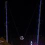 """""""Elasto-boule 2"""" Foire aux plaisirs & attractions foraines, Bordeaux, mercredi 17 octobre 2018. Reproduction interdite - Tous droits réservés © Christian Coulais"""