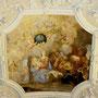 "Glaubensbekenntnis Fresko ""Geburt Christi"""